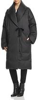 Donna Karan Oversized Puffer Coat
