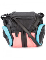 Alexander Wang compartment backpack