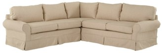 L.L. Bean Pine Point Slipcovered Sectional