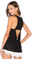 Obey Siouxsie Open Back Tank