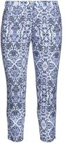 Brax Raphaela by Plus Size Slim fit Lesley trousers