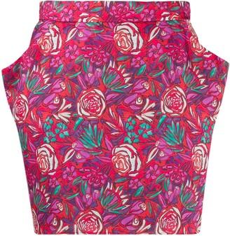 Roseanna Hendrix Turner floral skirt