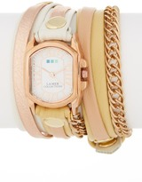 La Mer Women's Mozambique Wrap Watch