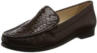Cole Haan Women's Pnch Genevieve Weave Slip-On Loafer