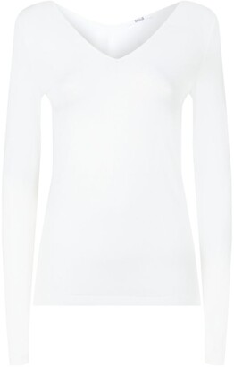 Wolford Long-Sleeved Pullover Top