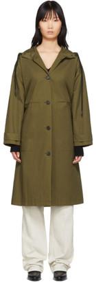 The Loom Khaki Hood Coat