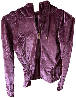 Lululemon Pink Velvet Jacket for Women