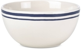 Kate Spade Order's Up Striped Soup or Cereal Bowl