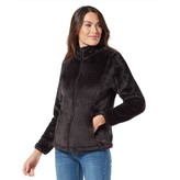 Free Country Alpine Plush Pile Jacket with Stand-Up Collar