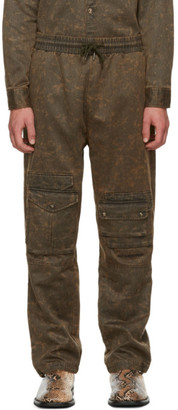 Han Kjobenhavn Brown Pocket Lounge Pants