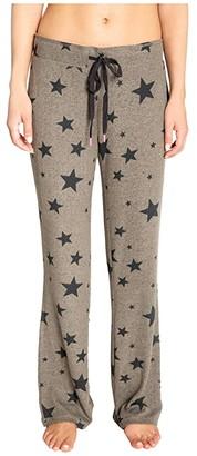 PJ Salvage Weekend Warrior Sleep Pants (Olive) Women's Pajama