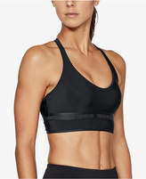 Under Armour Mesh-Back HeatGear® Low-Impact Sports Bra