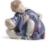 Nao Porcelain Dreaming of Eeyore Figurine