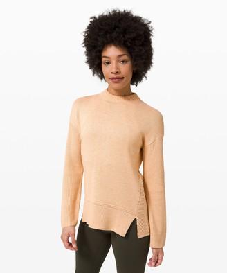 Lululemon Total Ellipse Sweater