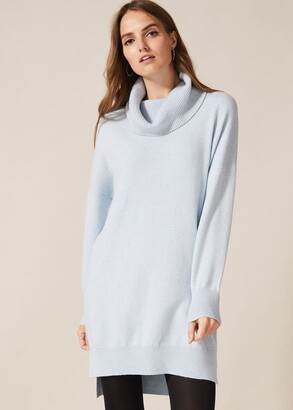 Phase Eight Palmer Soft Cowl Dress