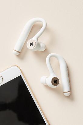 Kreafunk bGEM Wireless Headphones By Kreafunk in White