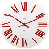 Alessi Firenze Wall Clock 12 Wr