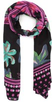 Juicy Couture Baltic Floral Novelty Scarf