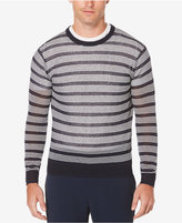 Perry Ellis Men's Striped Ombré Sweater, Created for Macy's