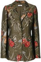 P.A.R.O.S.H. jacquard blazer