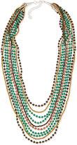 Nakamol Multi-Strand Beaded Necklace, Multi