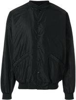 Stampd buttoned bomber jacket