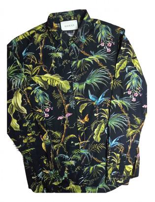 Gucci Multicolour Cotton Shirts