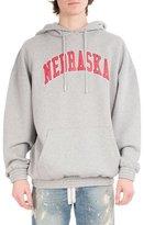 Off-White Nebraska Cotton Pullover Hoodie