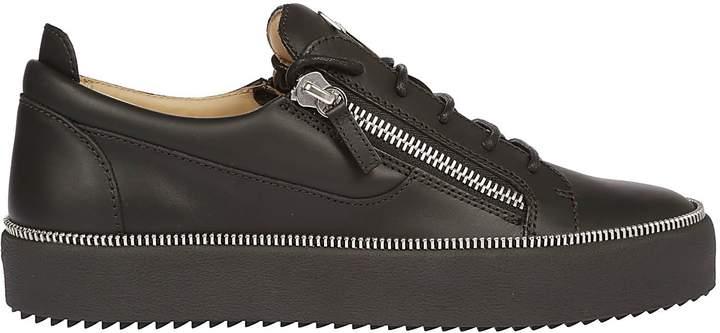 Giuseppe Zanotti Logoball Sneakers