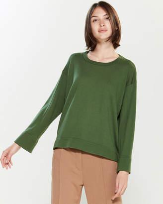 Roberto Collina Fine Merino Wool Long Sleeve Sweater