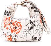 Victoria Beckham Tissue shoulder bag - women - Leather - One Size