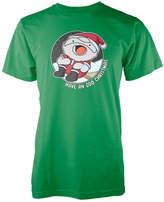 Odd1sOut Odd Christmas Green T-Shirt