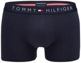 Tommy Hilfiger Blue Boxer And Sock Set
