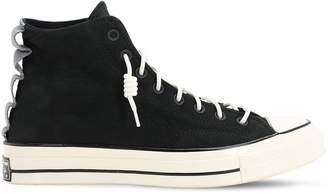 Converse Chuck 70 Sp Nubuck Leather - Hi Sneakers