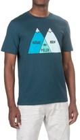 Poler Venn Diagram T-Shirt - Short Sleeve (For Men)
