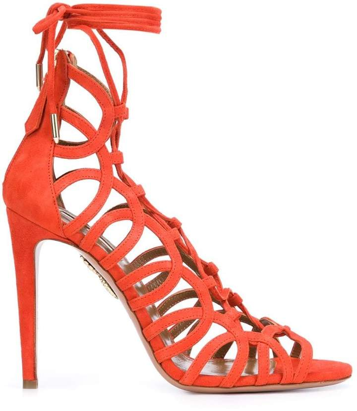 Aquazzura 'Ooh Lala' sandals