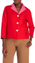 Ter Et Bantine Two-Tone Three-Button Jacket