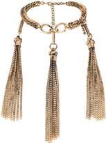2000s Chain Tassel Necklace