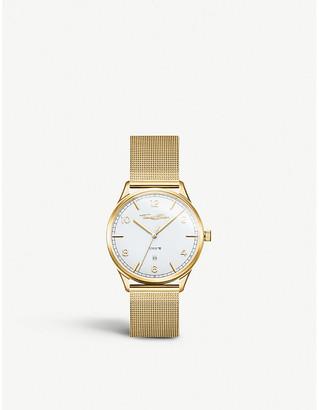 Thomas Sabo WA0340264202 Code ST stainless steel watch