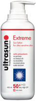 Ultrasun SPF 50+ Extreme Sun Lotion (400ml)