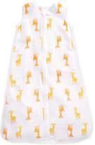 aden by aden + anais Giraffe-Print Cotton Sleeping Bag, Baby Boys & Girls