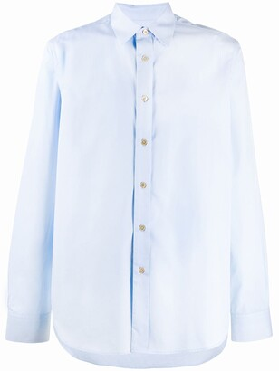 Paul Smith Tailored Pointed Collar Shirt