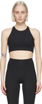 Thumbnail for your product : Girlfriend Collective Black Topanga Sports Bra