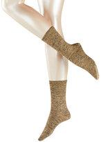 Falke Ankle Socks with Wool, Linen and Metallic Thread