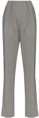 Coperni Pleat Detail Tailored Trousers
