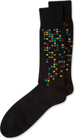 Alfani Spectrum Men's Socks, Pattern Casual Crew Socks