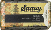 Saavy Jasmine Bar Soap