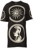 Fausto Puglisi Oversized Sun Print T-shirt