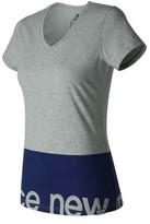 New Balance Women's WT71551 Classic V-Neck Tee