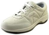 Propet Washable Walker 2a Round Toe Leather Walking Shoe.